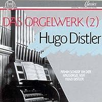 V 2: Organ Wks. by HUGO DISTLER