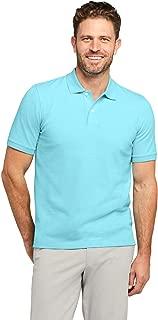 Men's Short Sleeve Comfort-First Mesh Polo Shirt