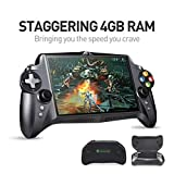 New S192K Singularity 7 inch IPS Screen 4GB+64GB Quad core Tablet pc Gamepad Android Game Console 10000mAh Battery Support Google Store andriod Game/pc game/18 simulators Game Support Button Mapping