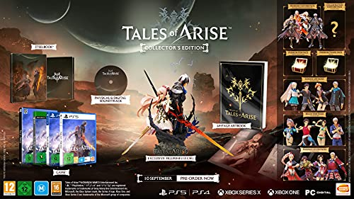 Tales of Arise Clt - Collector's - PlayStation 4