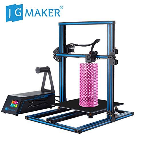 LLC- CLAYMORE Le kit d'impression 3D avec écran Tactile reprend la Panne de Courant d'impression, pour Les Amoureux, Les concepteurs et Les particuliers, Format d'impression 10,5