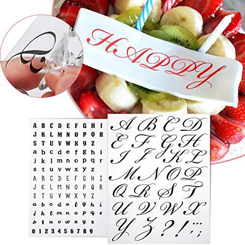 Patelai -  2 Stück Alphabet