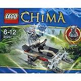 Regochima LEGO CHIMA WINZAR'S PACK PATROL 30251 [parallel import goods] (japan import)