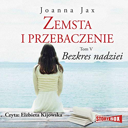 Bezkres nadziei audiobook cover art