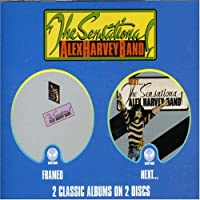 Framed / Next by SENSATIONAL ALEX HARVEY BAND (2007-04-23)