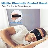 Zoom IMG-2 cuffie per dormire regalo uomo