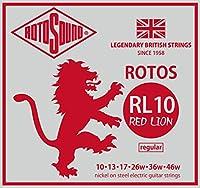 ROTOSOUND/ロトサウンドRED LION [10-46] エレキギター弦 ROT-RL10