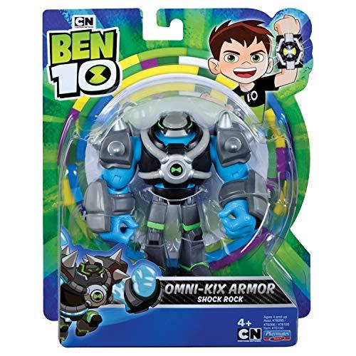 Ben 10 BEN46220 Figura De Acción-Diamondhead Armor