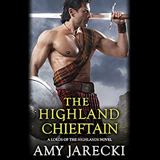 The Highland Chieftain audiobook cover art