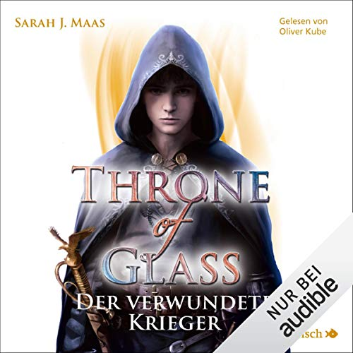 Der verwundete Krieger     Throne of Glass 6              By:                                                                                                                                 Sarah J. Maas                               Narrated by:                                                                                                                                 Oliver Kube                      Length: 24 hrs and 40 mins     Not rated yet     Overall 0.0