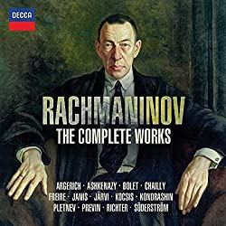 ラフマニノフ・コンプリート・ワークス(32CD)