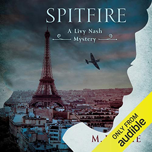 Spitfire audiobook cover art