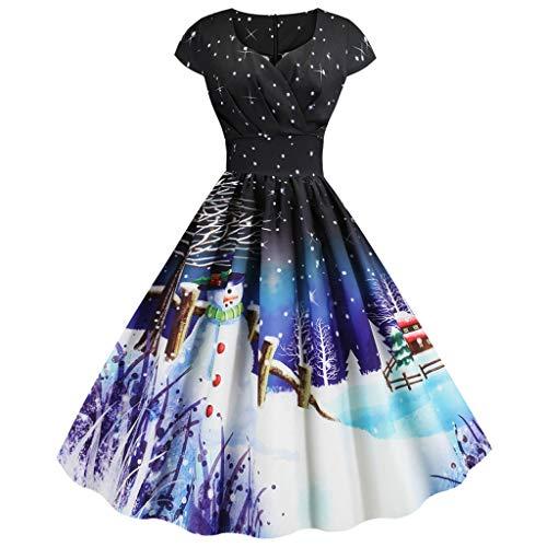 Weihnachten Damen briefedruck Abendkleid Weihnachten basteln Rock kariert ausgefallene langes Abendkleid Kleider festlich a-Linien Rock Kleid gestreift Abendkleider