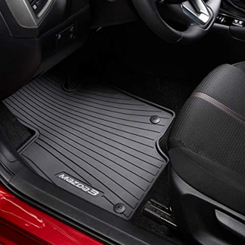Mazda 3 BN BM - Juego de alfombrillas para todo tipo de clima