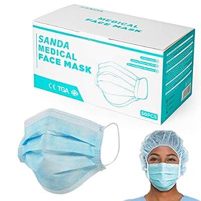 SANDA Face Mask, Pack of 50 by SANDA