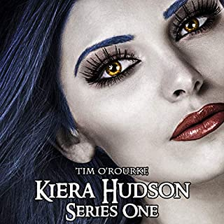 Kiera Hudson Complete Series One audiobook cover art