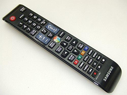 Samsung BN59-01198B-Ersatz-Fernbedienung für TV, Schwarz