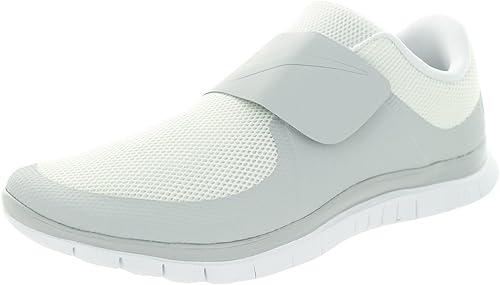 Garantizar Adivinar Intolerable  Nike Free socfly Laufschuhe white-white-white - 45: Amazon.de: Schuhe &  Handtaschen