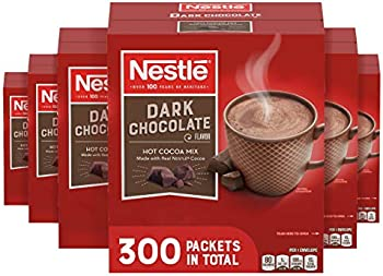 300-Count Nestle Dark Chocolate Flavor Hot Cocoa Mix