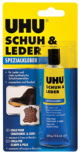 UHU 46680 Spezialkleber, Schuh, Leder 30 g