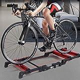TYXTYX Rodillos de bicicleta plegable bicicleta bicicleta bicicleta bicicleta bicicleta bicicleta entrenador de bicicleta Turbo Trainer soporte portátil bicicleta entrenamiento soporte para fitness