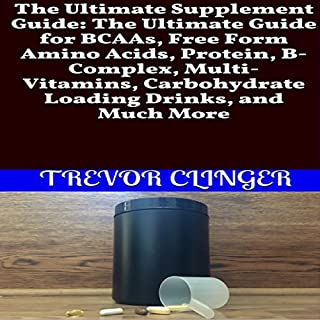 The Ultimate Supplement Guide audiobook cover art