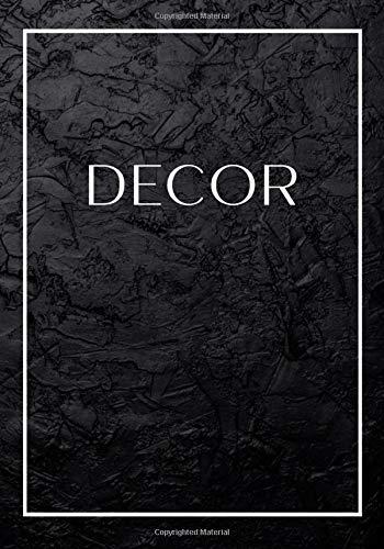 Decor: Decorative Book For Styli...