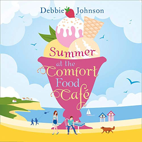 Summer at the Comfort Food Cafe cover art