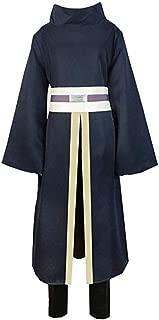 Japanese Ninja Tobi Obito Cosplay Costume Uniform Suit Halloween
