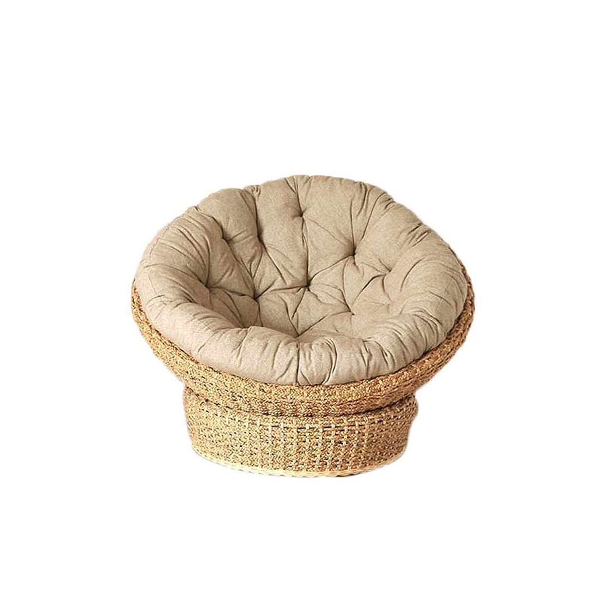 割合近代化バンペットベッド カドラー 猫 小型犬 子供用椅子 パパサンチェア ミニ 1人掛け ソファー ウォーターヒヤシンス 籐 ラタン ペット用品 キャット ドッグ キッズチェア ナチュラル アジアン おしゃれ