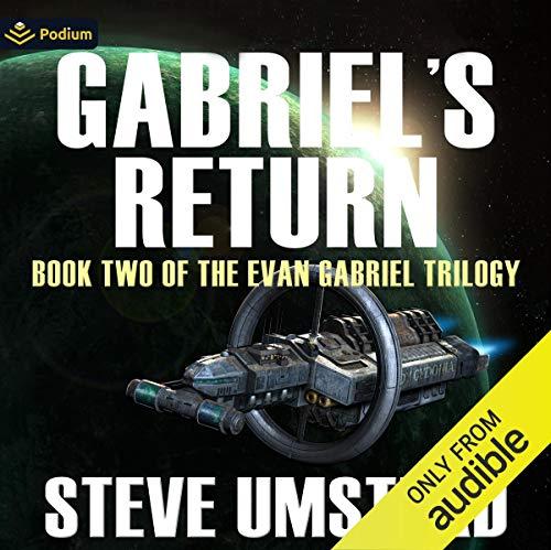 Gabriel's Return Audiobook By Steve Umstead cover art