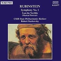 Rubinstein;Symphony No.1