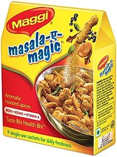 Best ingredients of maggi masala magic Reviews