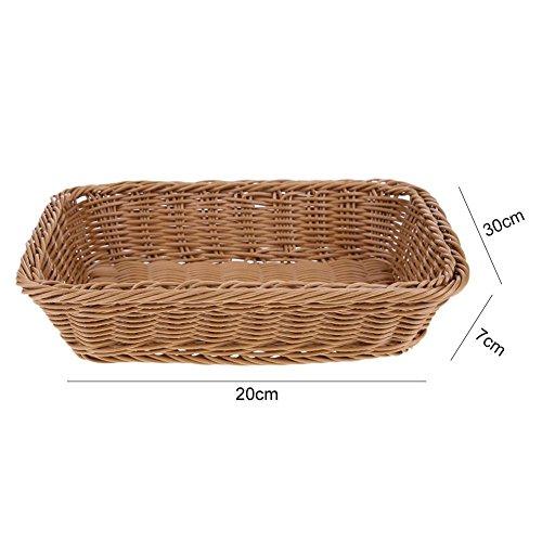 BINGFANG-W Camping Placas de almacenamiento de la bandeja de la bandeja de la bandeja de la bandeja de la fruta de la fruta de la rota de la fruta para la cestas de almacenamiento portátil de la cesta