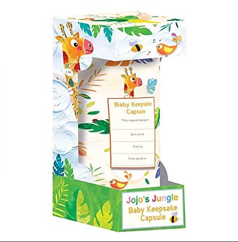 Robert Frederick JoJoJo's Jungle Baby Keep Sake Cápsula