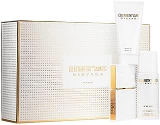 Elizabeth and James Nirvana White 3 Piece Gift Set for Women