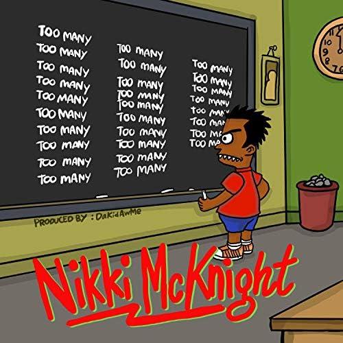 Nikki Mcknight