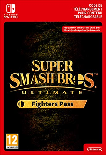 Super Smash Bros. Ultimate Fighters Pass   Switch - Download Code
