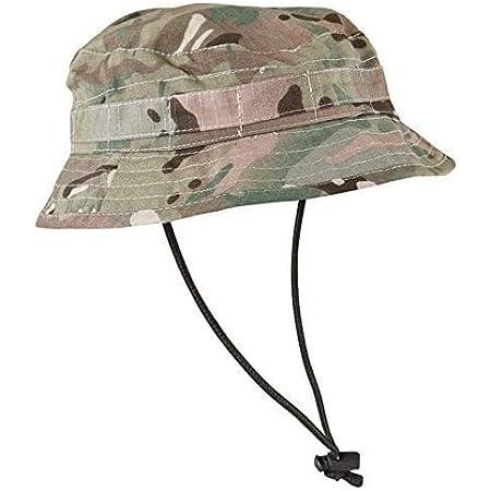 Kombat British Special Forces Short Brim Bush Hat - MTP Camo (57cm (XS))