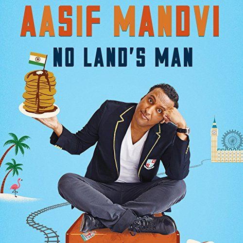No Land's Man audiobook cover art