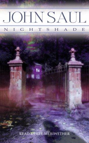 Couverture de Nightshade [Abridged]