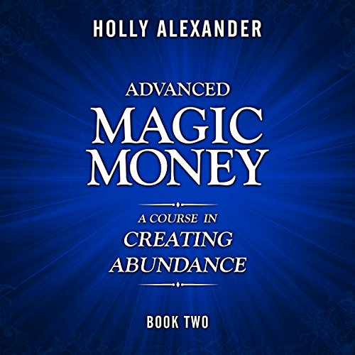 Advanced Magic Money audiobook cover art
