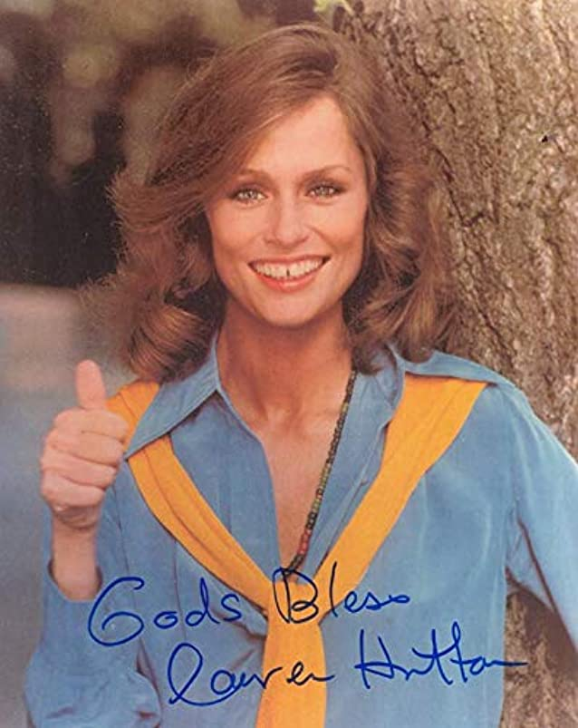 Lauren Hutton - Photograph Signed snvqvbqk520948