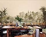 XUNZHAOYH 3D Wallpaper Wandbild,Maßgeschneiderte Großen