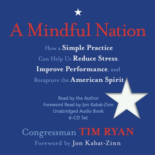 A Mindful Nation audiobook cover art