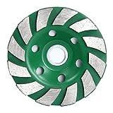 Latinaric –Hoja para lija de hormigón, 100 mm, verde