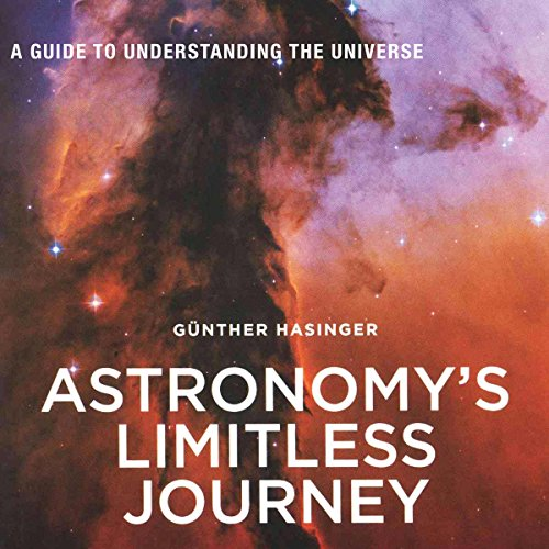 Astronomy's Limitless Journey audiobook cover art