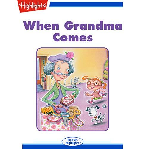 When Grandma Comes copertina