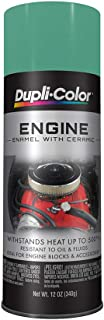 Dupli-Color EDE161807 Ceramic Detroit Diesel Alpine Green Engine Paint - 12 oz.