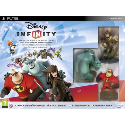 Disney Infinity: Starter Pack